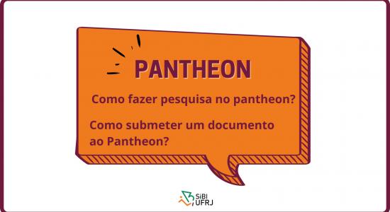Pantheon: repositório institucional da UFRJ