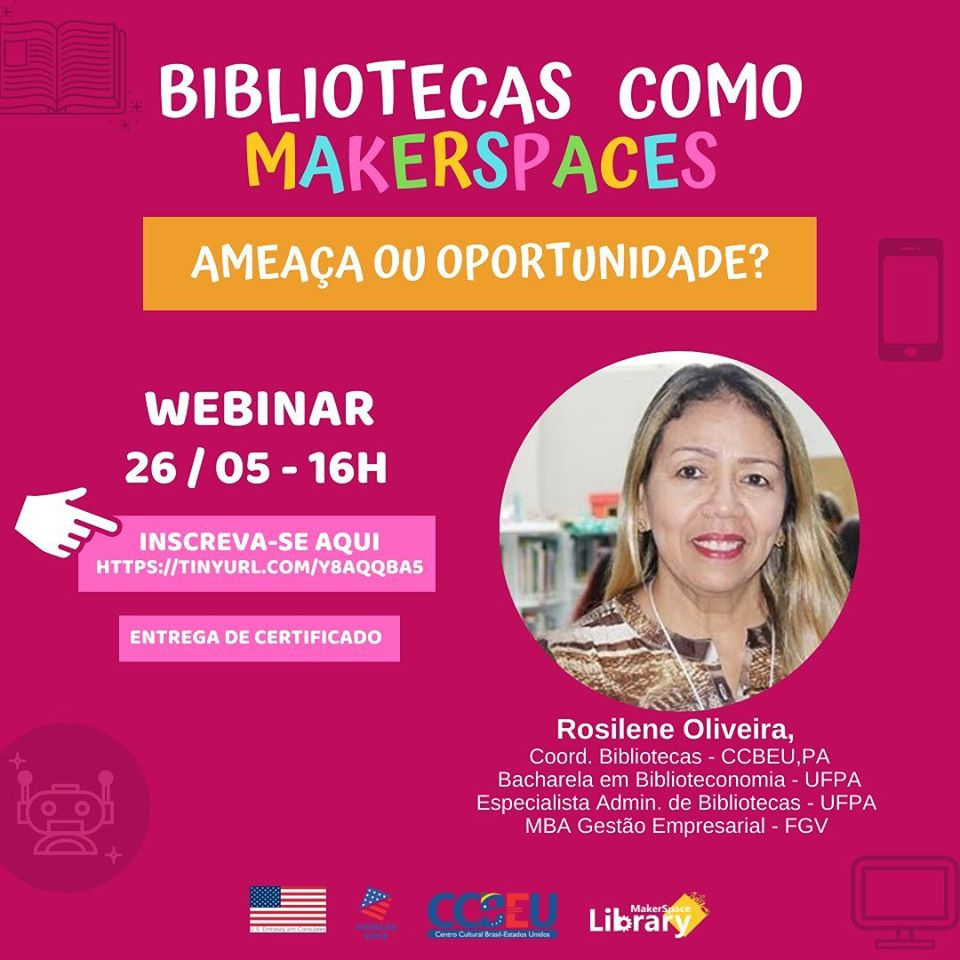 Bibliotecas makerspaces